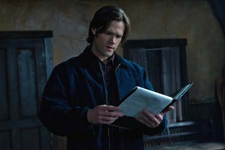 Supernatural Season Six, Episode 20, The Man Who Would Be King