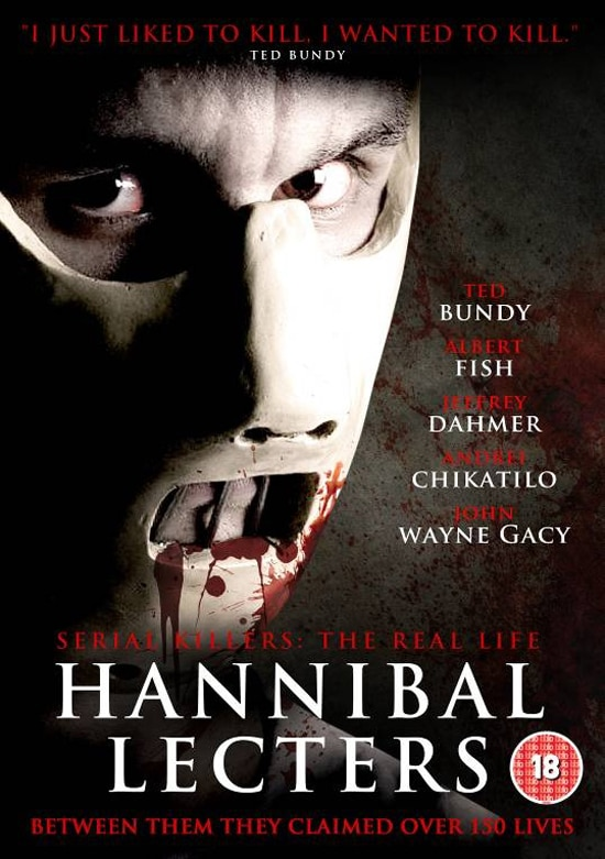 In the UK? Win a Copy of Serial Killers: The Real Life Hannibal Lecters