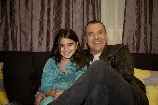 First Look at Tom Sizemore in C.L.A.S.S.