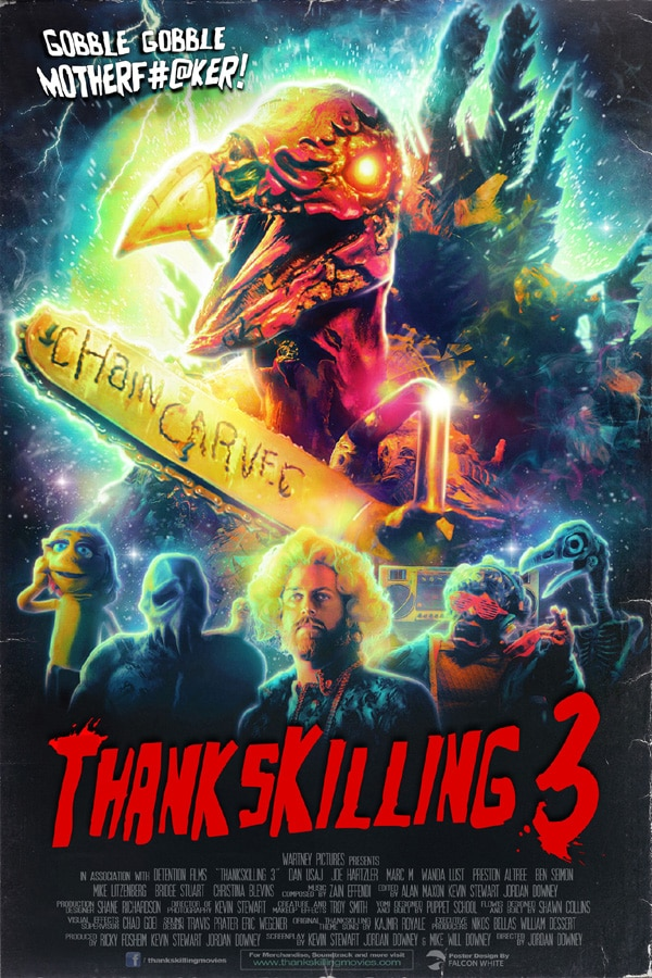 An Exclusive Clip from Thankskilling 3 Gets Wise