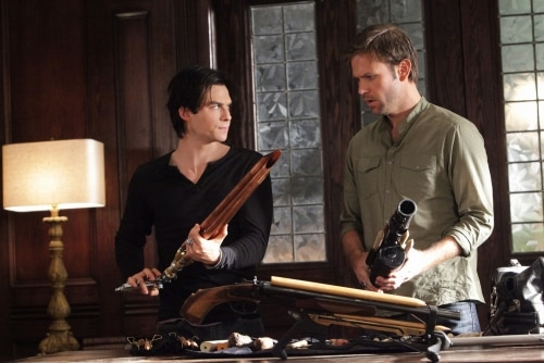 VD207a - The Vampire Diaries: Stills from Episodes 6 and 7; New York Comic Con Teaser Video