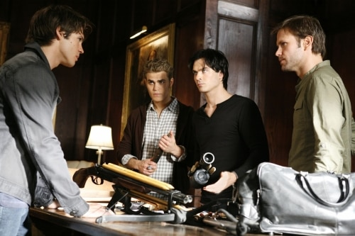 VD207c - The Vampire Diaries: Stills from Episodes 6 and 7; New York Comic Con Teaser Video