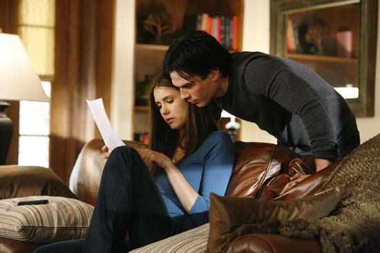 The Vampire Diaries Episode 11 - By the Light of the Moon