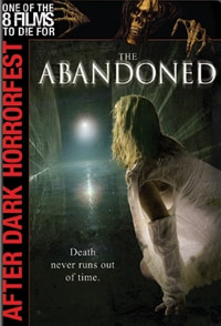 The Abandoned DVD (click for larger image)
