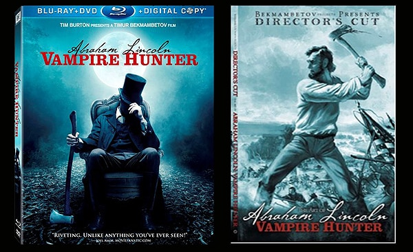 Win an Abraham Lincoln: Vampire Hunter Prize Pack!