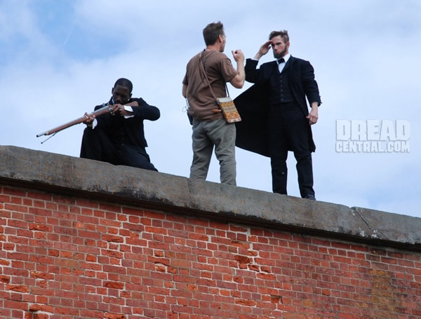 Exclusive Stills: Abraham Lincoln vs. Zombies