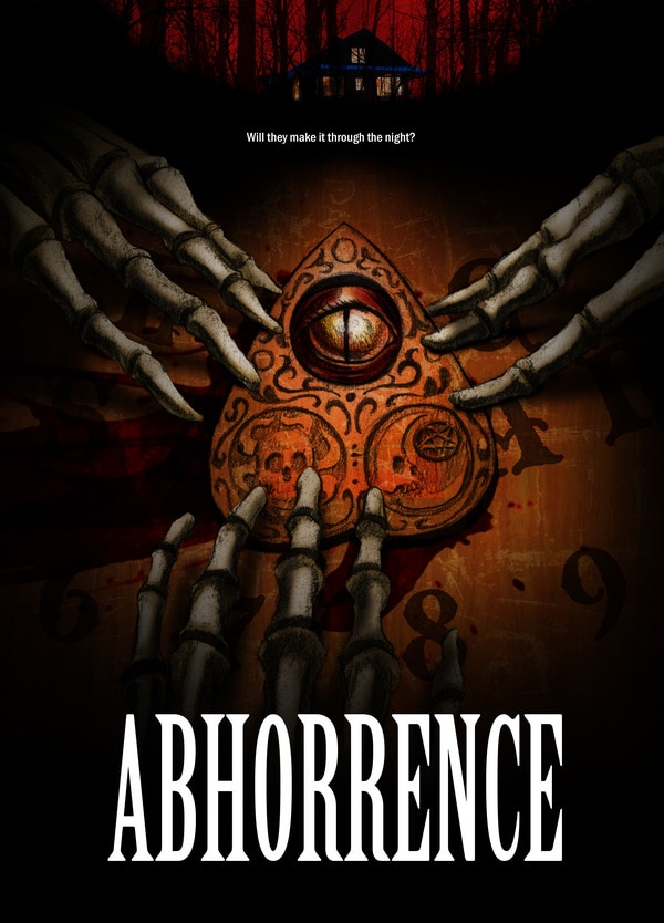 First Look at Twisted New Indie Horror Tale Abhorrence
