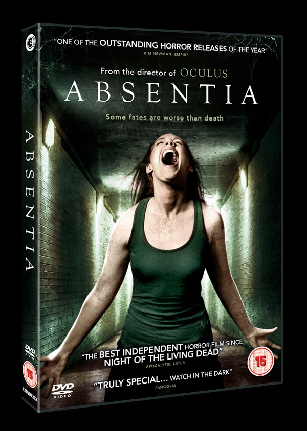 Mike Flanagan's Absentia Heading to UK Blu-ray in July