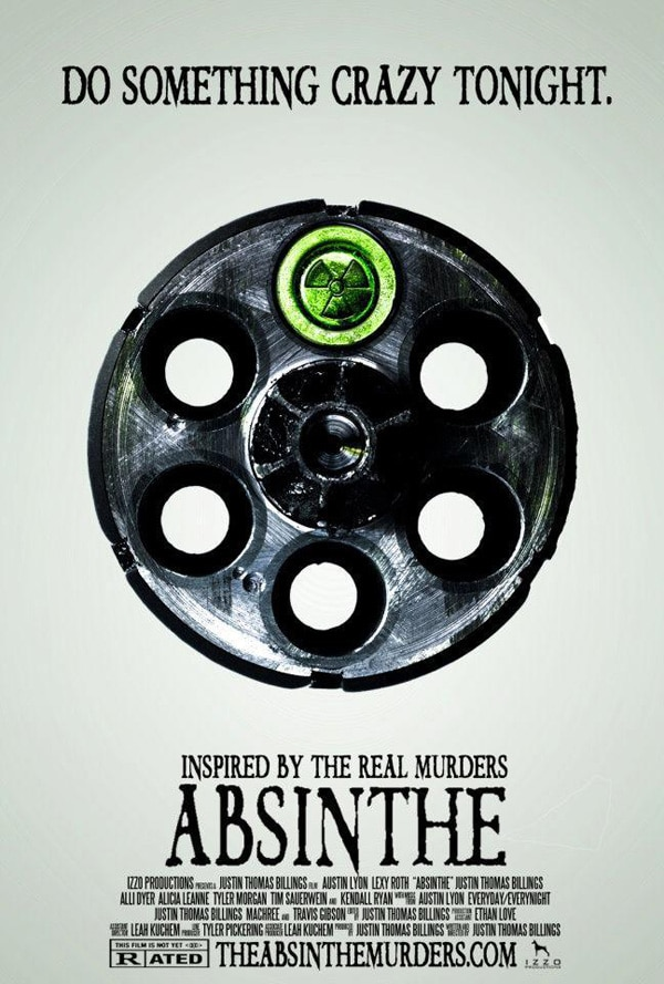 Drink Up the Trailer for Absinthe