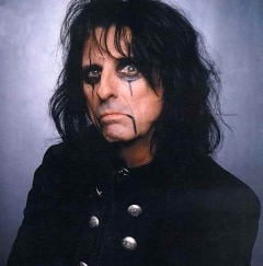 Alice Cooper and his Daughter Tackle Silas Gore