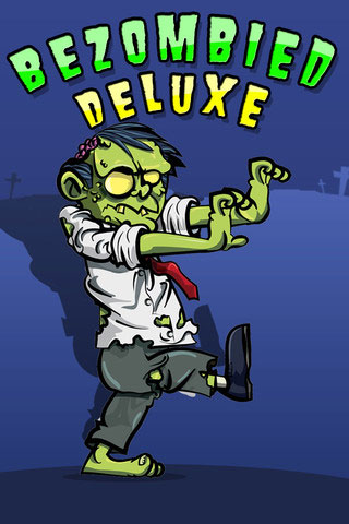 Play With Zombie Parts in Be Zombied Deluxe