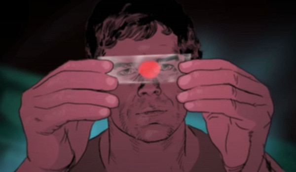 Dexter Animated Webisodes, Stills, Trailer