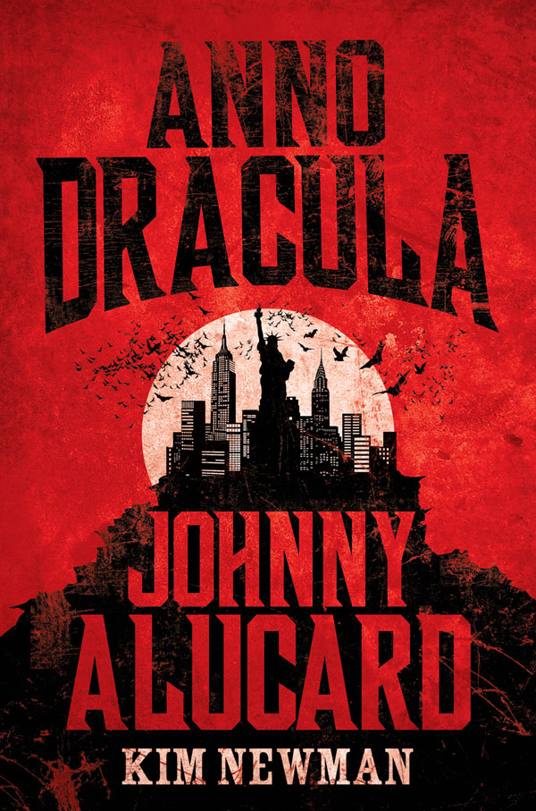 Titan Books Releasing Both Anno Dracula: Johnny Alucard and a Remastered Razorjack in September