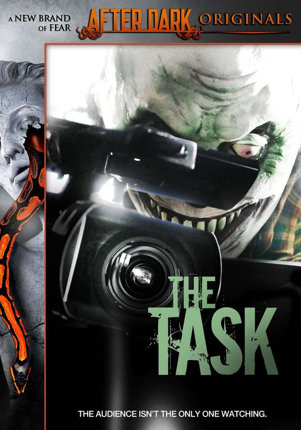 More After Dark Originals Come Home: Scream of the Banshee and The Task