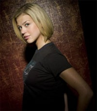 Adrianne Palicki joins the cast of Breaking the Girl
