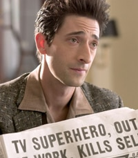 Adrien Brody to star in Natali's Splice