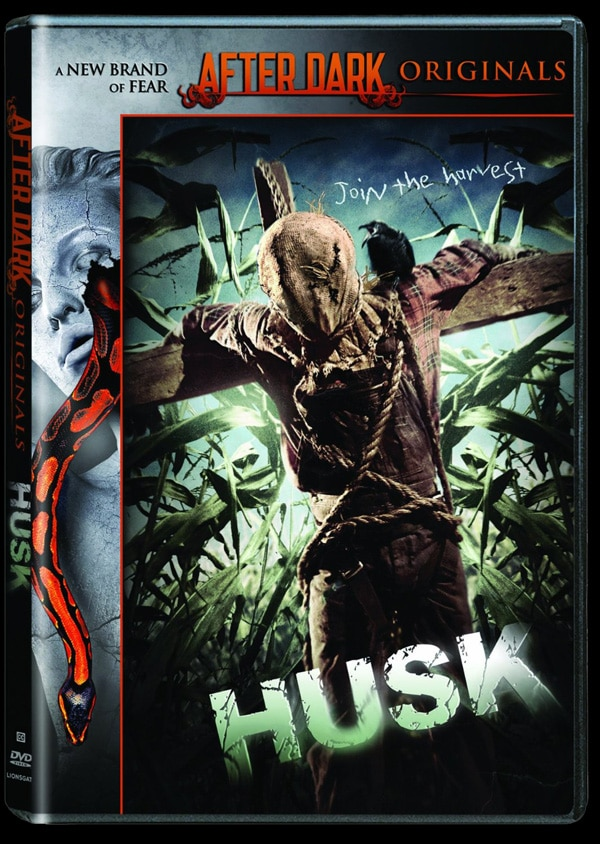 Husk on DVD