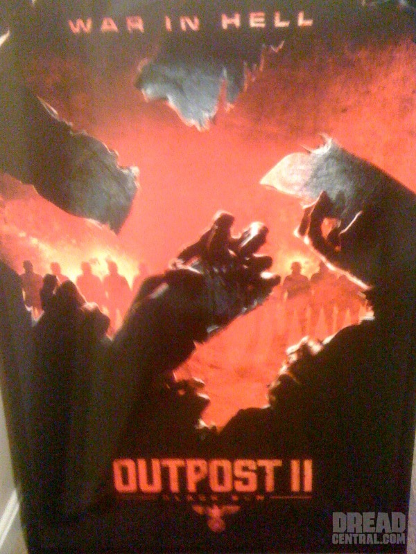 AFM: Outpost II Poster