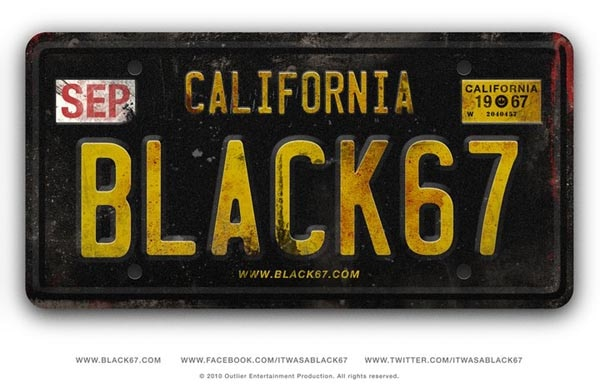 AFM 2010: Trailer and Art - It Was a Black '67