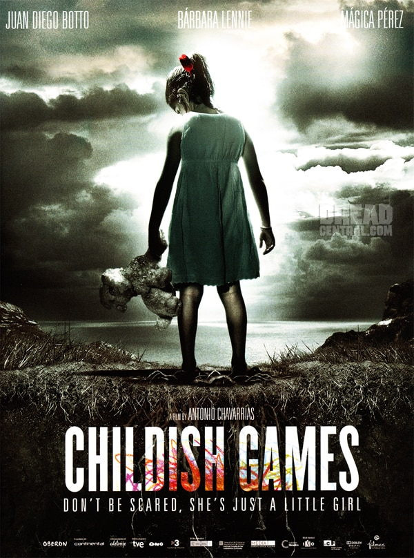 Evil Kids at Play in New Childish Games Trailer