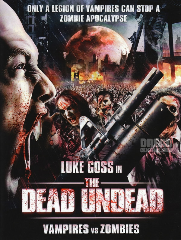 AFM 2011: It's Vampires vs. Zombies in The Dead Undead