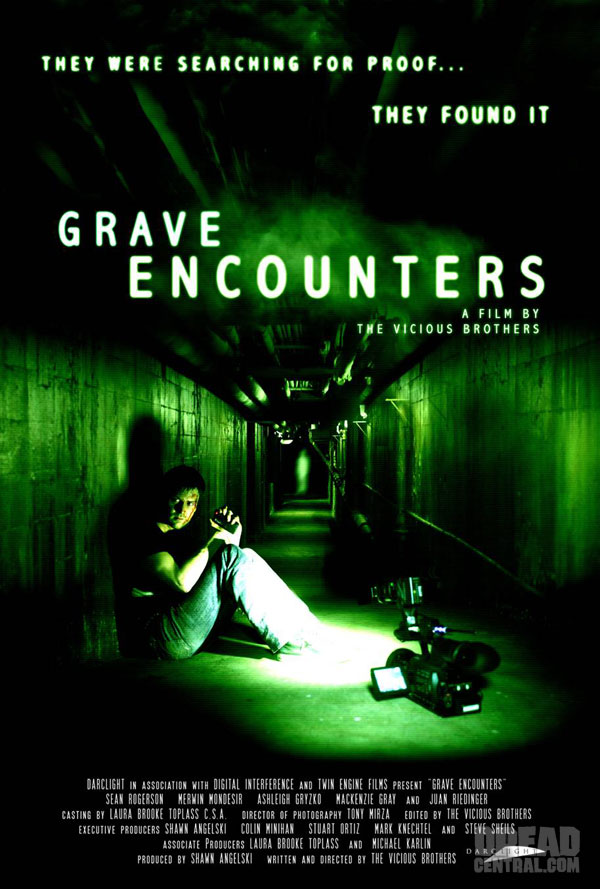 Ghostly Trailer Debut - Grave Encounters
