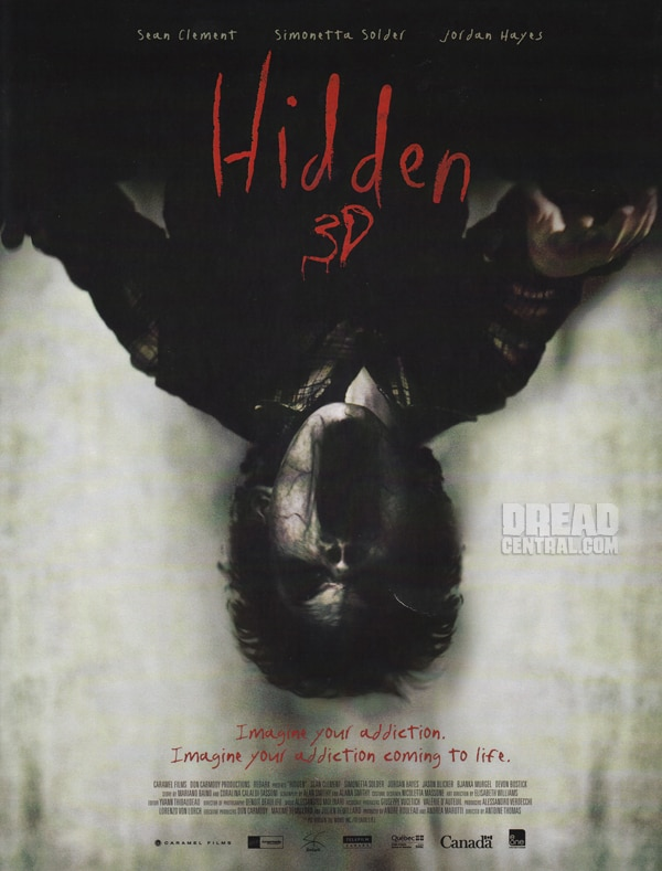 AFM 2011: New Hidden 3D Artwork and Stills Deliver the Spooky