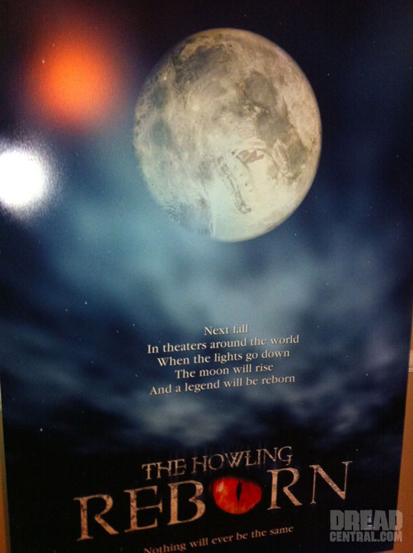 AFM 2010: First Look at the Sales Art - The Howling Reborn