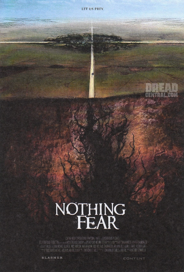 Nothing to Fear Begins Filming; Full Cast Announced