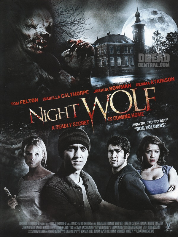 AFM 2011: 13 Hours Gets a Title Change, Transforms into Night Wolf