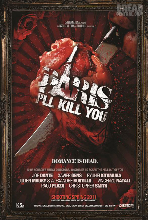 AFM 2010: Really Badass Artwork for Paris, I'll Kill You