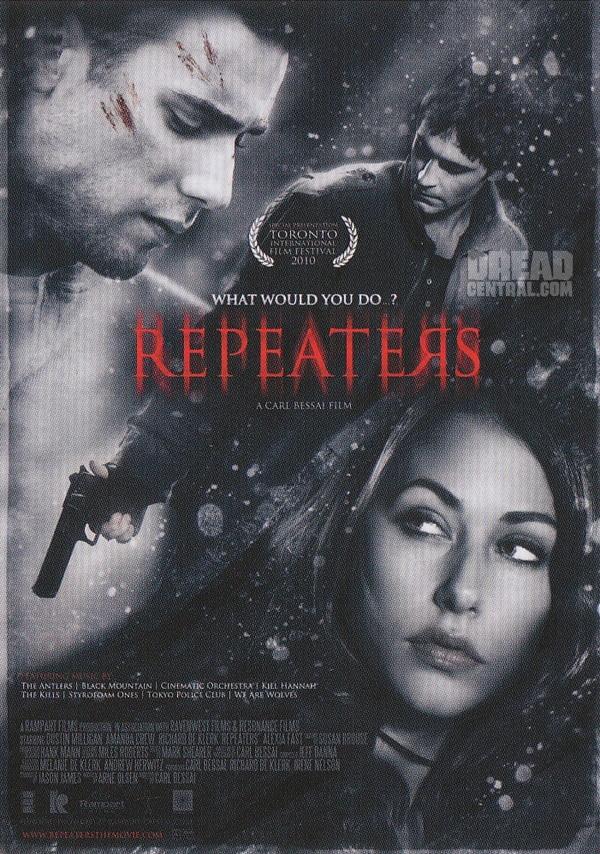 AFM 2011: Do it All Over Again with Repeaters
