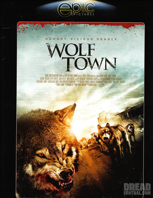 AFM 2010: Early Sales Art - Wolf Town