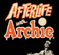 afterlife with archies - Exclusive Early Reveal of the Variant Cover for Afterlife with Archie