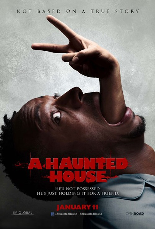 ahhp1 - A Haunted House - Read the Review; Final Two Gag Posters