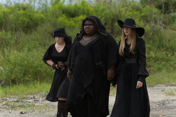 American Horror Story: Coven Episode 3.05 - Burn, Witch, Burn!