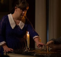 Close to a Dozen Images from American Horror Story: Coven Episode 3.06 - The Axeman Cometh