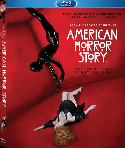 Two Sneak Peeks of American Horror Story Season 1 on Blu-ray/DVD
