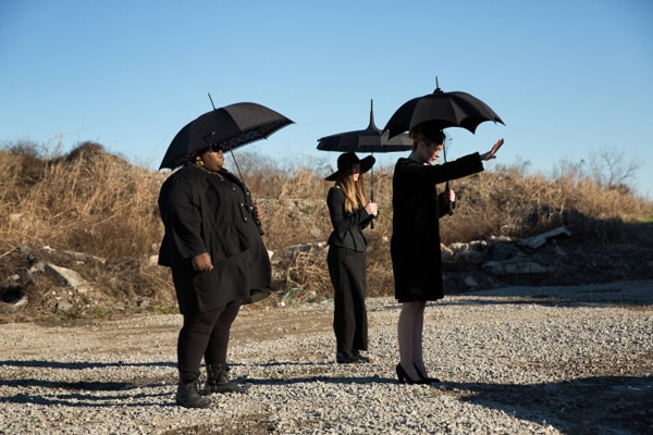 American Horror Story: Coven Finale Episode 3.13 - The Seven Wonders