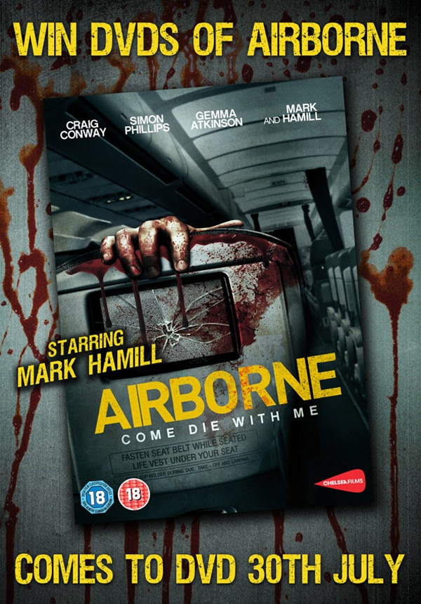 airborneuk - CONTEST CLOSED! UK Readers: Win a Copy of Airborne on DVD