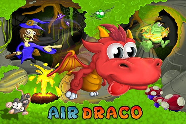 Save the Day in Air Draco