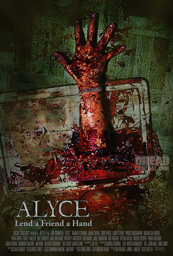 Indie Horror Month: Exclusive Gallery of Stills Debut for Twisted New Flick Alyce