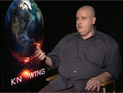 Alex Proyas talks Knowing (click for larger image)