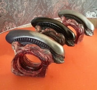 Xenomorph Brass Knuckles: The Most Badass Thing You'll See All Day!