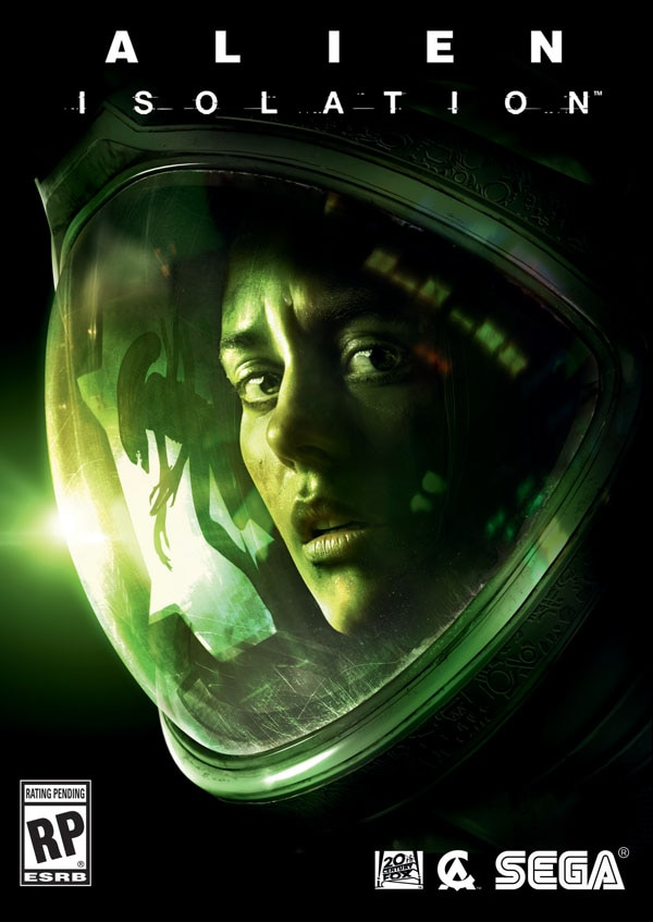alien isolation - #SDCC14: Go Hands On with Alien: Isolation