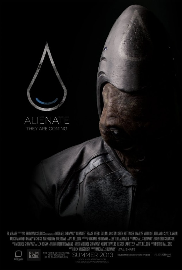 First Details on and Teaser Trailer for Alienate