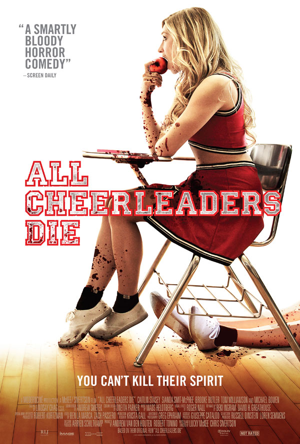 allcheerleaders - Exclusive All Cheerleaders Die Clip Quells Your Hunger