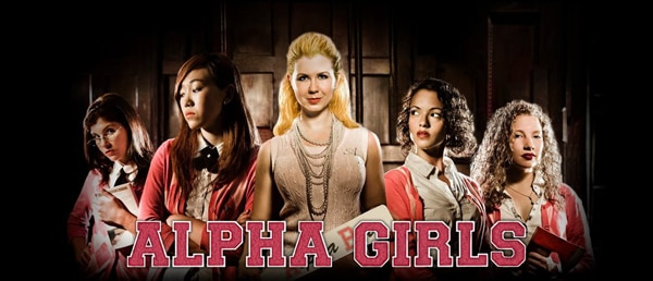 New Trailer for Alpha Girls Now Online