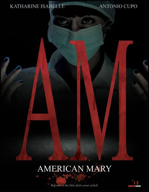 San Diego Comic-Con 2012: First Trailer Drops for Twisted Twin's American Mary