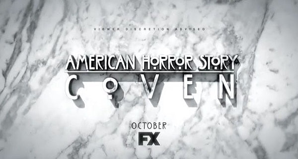 american horror story coven art - New American Horror Story: Coven Promo Video Keeps You on Pins and Needles